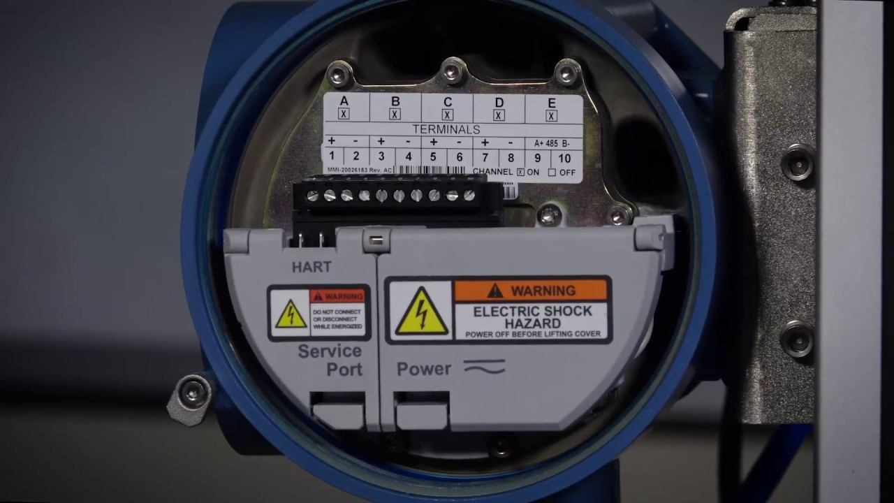 micro motion coriolis meter characterization and configuration using prolink