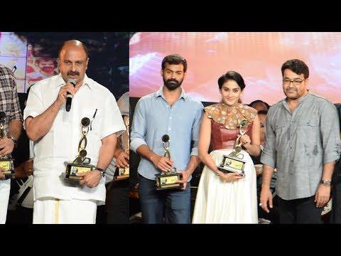 Sidhique Fun Speech On Aadhi 100 Days Celebration | Aadhi Movie