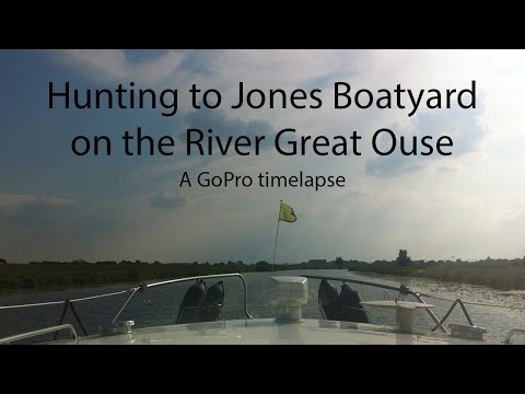 Huntingdon To Jones Boatyard On The River Great Ouse