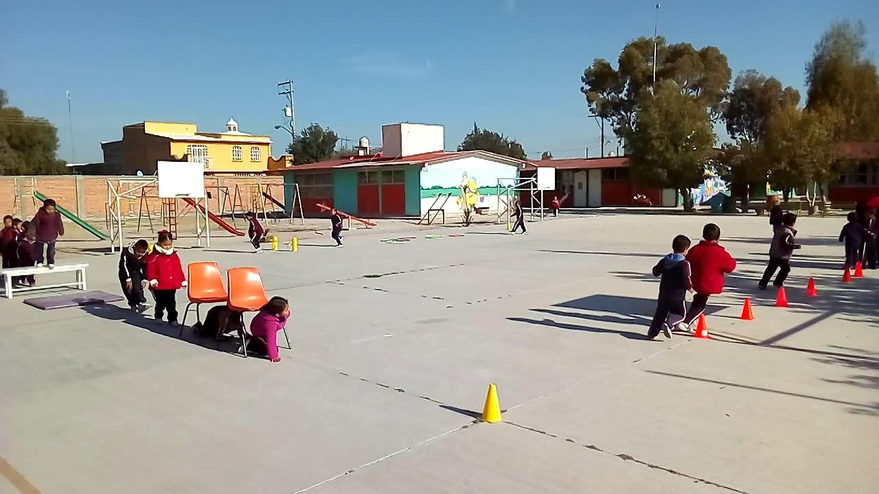 Circuito De Accion Motriz : Circuito de acción motriz preescolar youtube