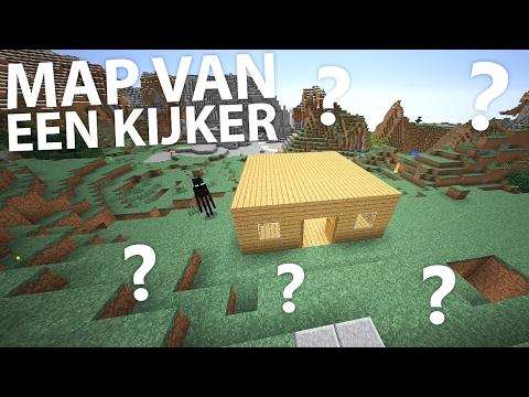 DIT IS TOCH GEEN DORP?! - Minecraft: Map van een Kijker