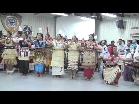Tongan Fia Fia