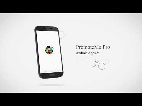 PromoteMe Pro: Android App & Games Promotion