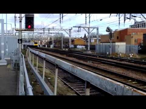 Trains @ Bethnal Green, 27/02/2015
