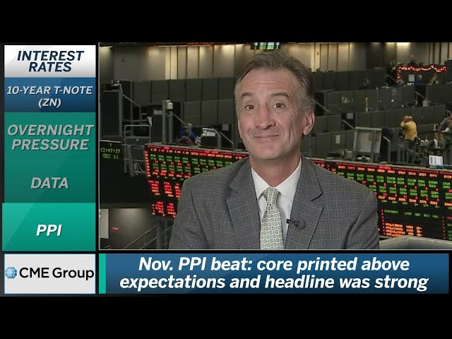 December 11 Bonds Commentary: Larry Shover