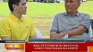 BT: Ex-Sen. Ramon Revilla Sr. at RJ Bautista, binisita ang puntod ni Ramgen Revilla