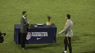 Nike International Friendlies: U-17 MNT vs. Netherlands
