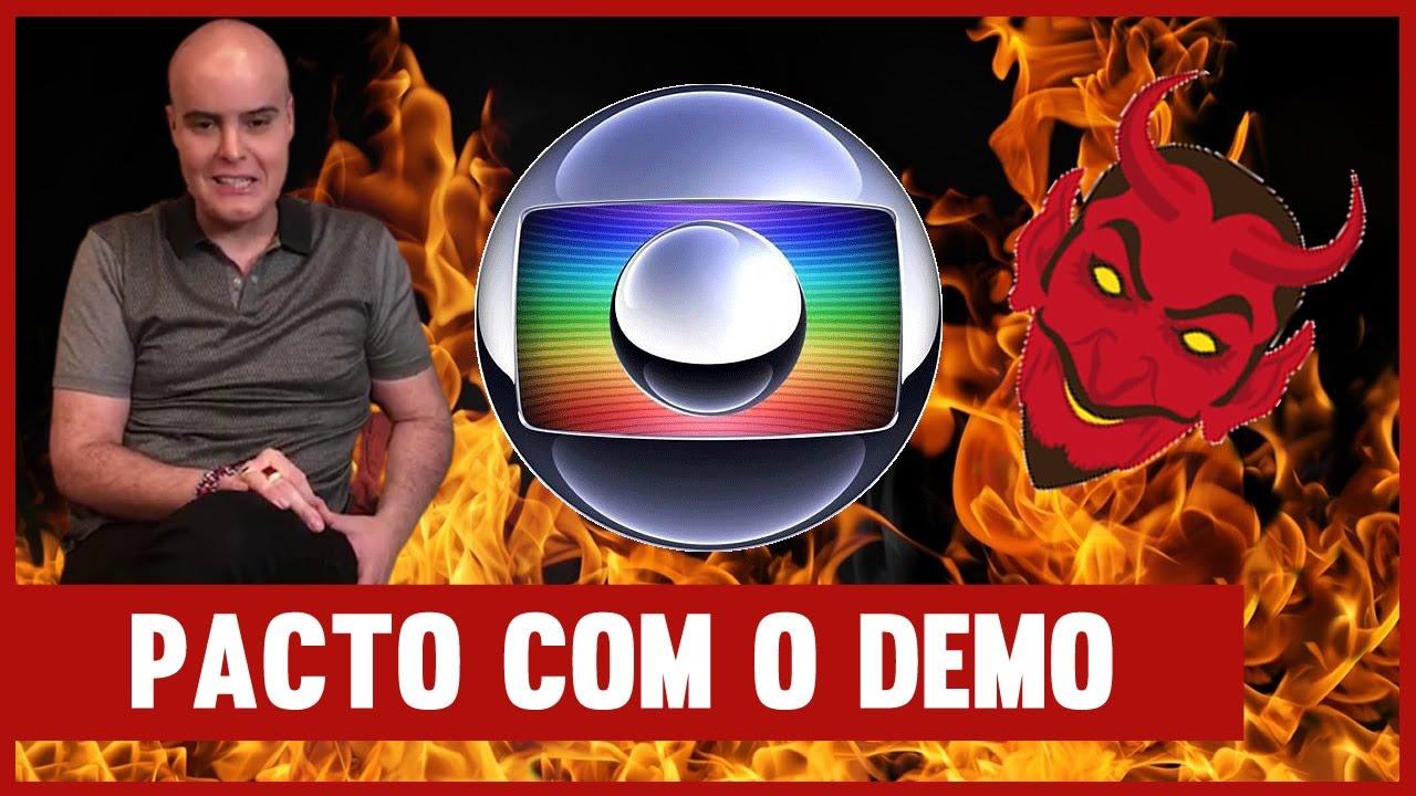 Vidente Rodrigo Tudor em previsões trás revelações da Rede Globo, tem pacto com o demo?