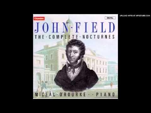 No. 1 in E-Flat Major - John Field; performed by Miceal O'rourke
