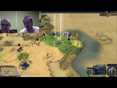 Sid Meier's Civilization VI: прохождение партии от C-c-combo Breaker, часть 2