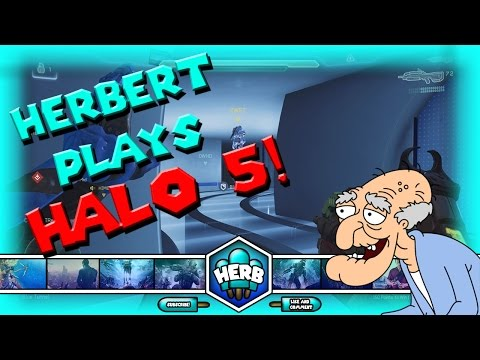 Herbert Plays Halo 5: Fudge Packing