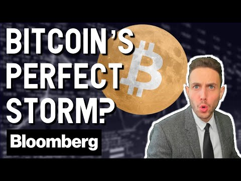BLOOMBERG ANALYST: Bitcoin's PERFECT STORM Coming With Recession + Halvening 🚀