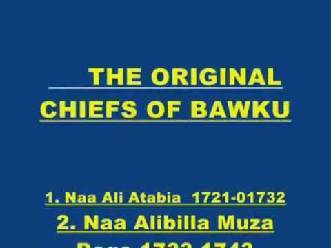 The Original Mamprusi Chiefs Of Bawku.VOB