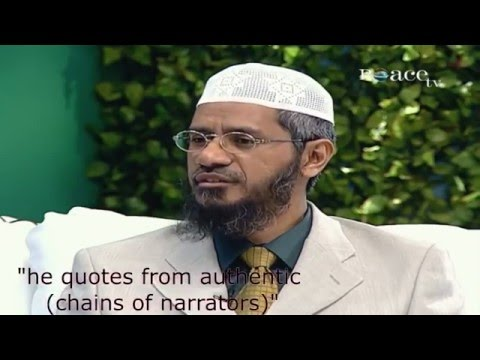 Zakir Naik explains who are the best Islamic Scholars