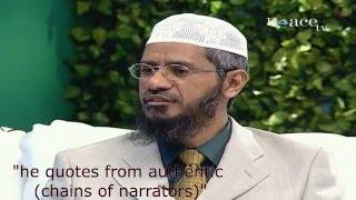 Zakir Naik explains who are the best Islamic Scholars
