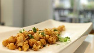 The Easiest Vegan Chickpea Recipe Ever