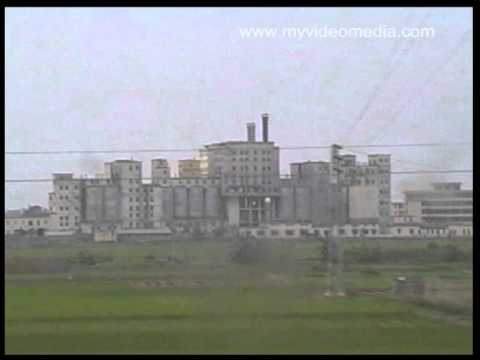From Shenzhen to Guangzhou by train, 1994 - China  Travel Channel