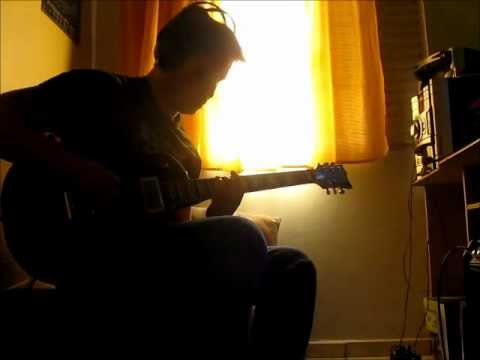 """Stemm """"House Of Cards"""" Guitar Cover By Paulo Garcia"""