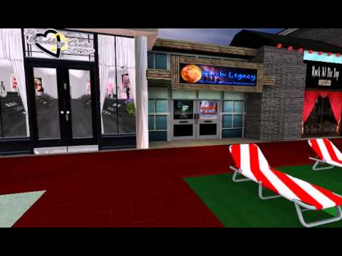 3DSex's Holiday Themed Main Resort!