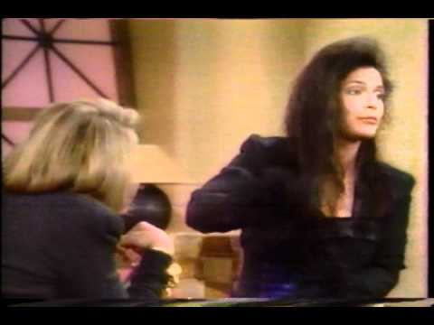 Vanity Denise Matthews  Joan Rivers  1992 Part 1 of 3