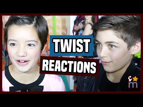 Disney's ANDI MACK Cast Reacts to Plot Twist - 2017 Kids' Choice Awards | Shine On Media Interview