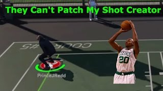 nba 2k17  shot creator can t miss from 3   dew 3x tournament  20 points on 3s at sunset