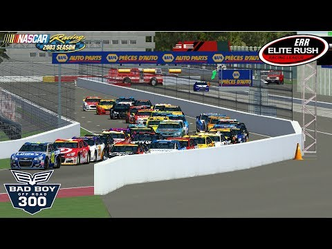 NR2003 - ERR League Race - Cup Series - Montreal - Bad Boy Off Road 300