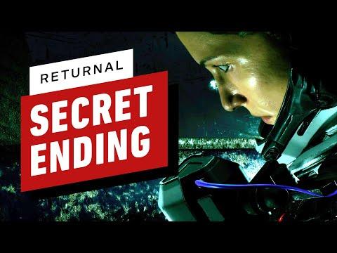 Returnal - Secret Ending 4K 60FPS