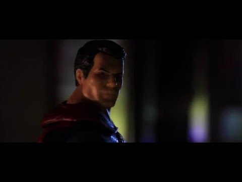 Batman V Superman Remake with Action Figures!