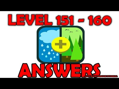 Pic Combo Level 151 - 160 - All Answers - Walkthrough ( By LOTUM media GmbH )