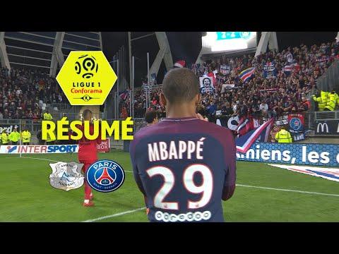 Amiens SC - Paris Saint-Germain ( 2-2 ) - Résumé - (ASC - PARIS) / 2017-18