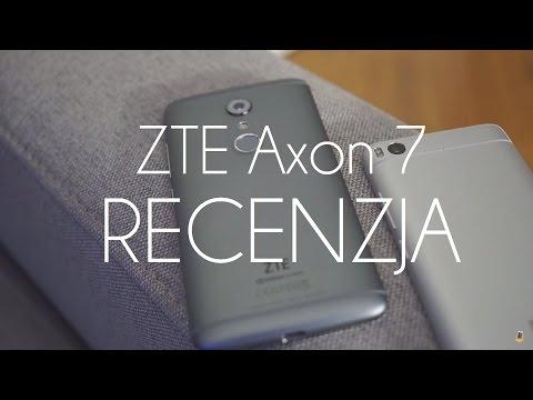 ZTE Axon 7 - lepszy niż OP3 i Mi5? test, recenzja #56 [PL]