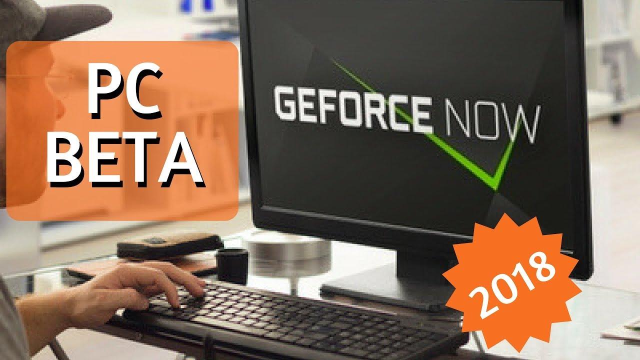 Geforce Now Pc Beta First Impression Gameplay 2018