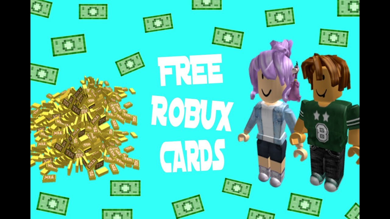 HOW TO GET FREE ROBUX CARDS 100% WORKING 2016 + ROBUX ...