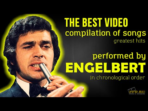 ENGELBERT — The Best  compilation of songs