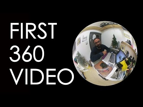 DAMN 360 VIDEO TEST ON LG CAMERA  // VLOG 74