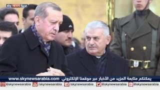 تركيا وروسيا وبينهما سوريا