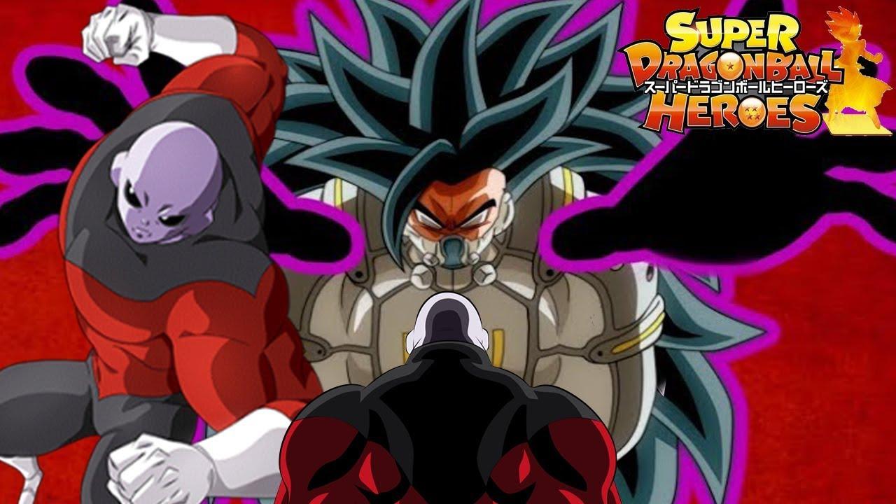 Jiren Nổi Điên Đập Cả Saiyan Ác Nhân | Big Bang | Dragon Ball Heroes