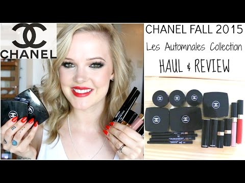 CHANEL FALL 2015 LES AUTOMNALES COLLECTION | HAUL & REVIEW