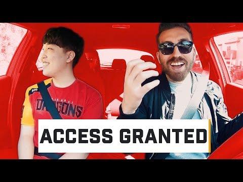 Shanghai Dragons Ado: Access Granted