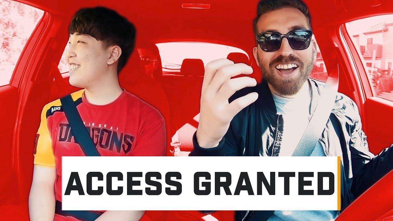Shanghai Dragons Ado Access Granted Youtube