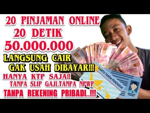 20 Daftar Nama Pinjaman Online Ilegal Cepat Cair Terbaru Youtube