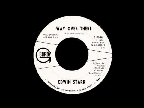 Edwin Starr - Way Over There