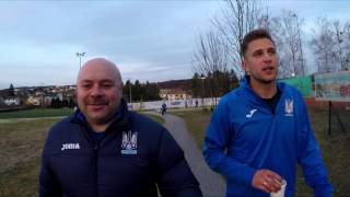 Артем Кравець долучився до збірної України