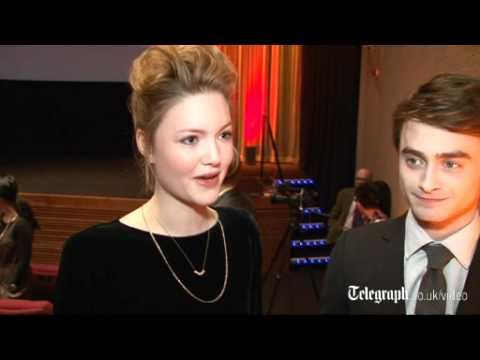 Daniel Radcliffe and Holliday Grainger pick their Bafta favourites