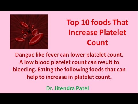 health top 10 foods for dengue patient to increase