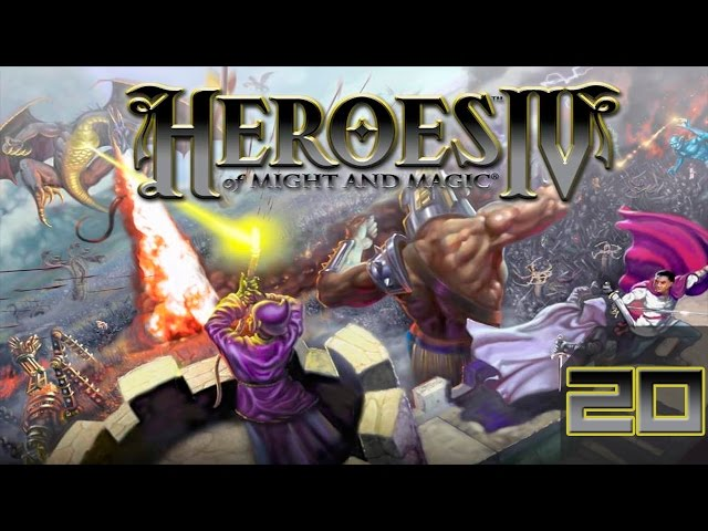 Heroes of Might and Magic 4 (видео)
