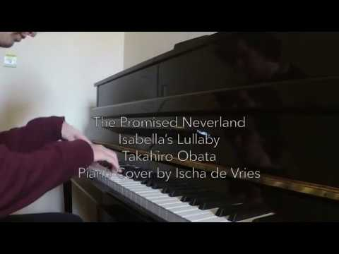 The Promised Neverland - Isabella's Lullaby Piano Cover + Sheet Music