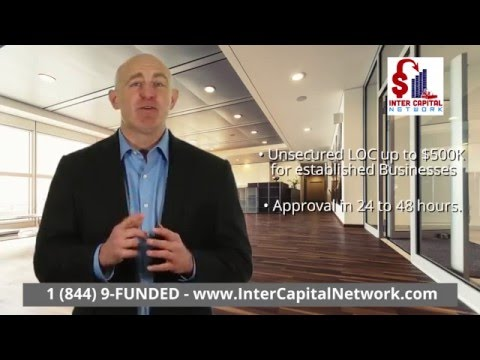 Small Business Loans and Lines of Credit.