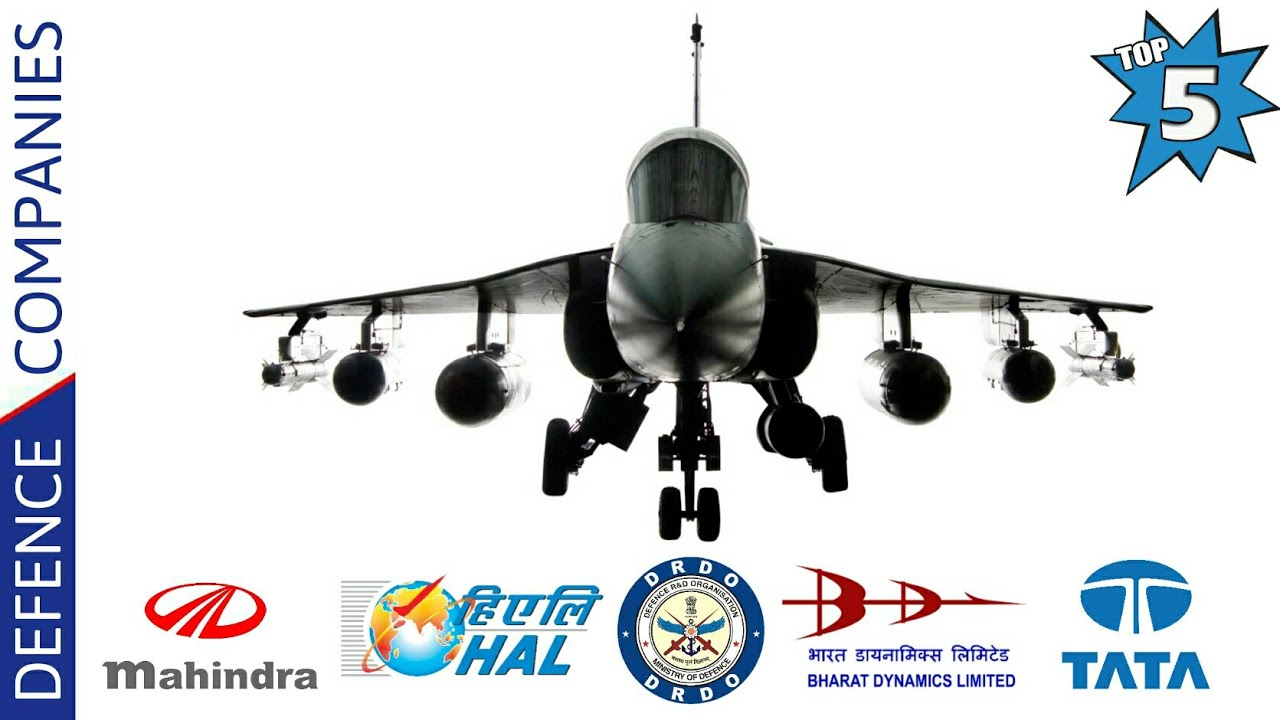 top 5 largest defence manufacturing companies in india